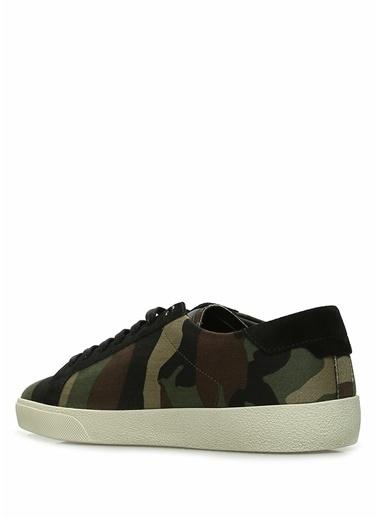 Saint Laurent Sneakers Haki